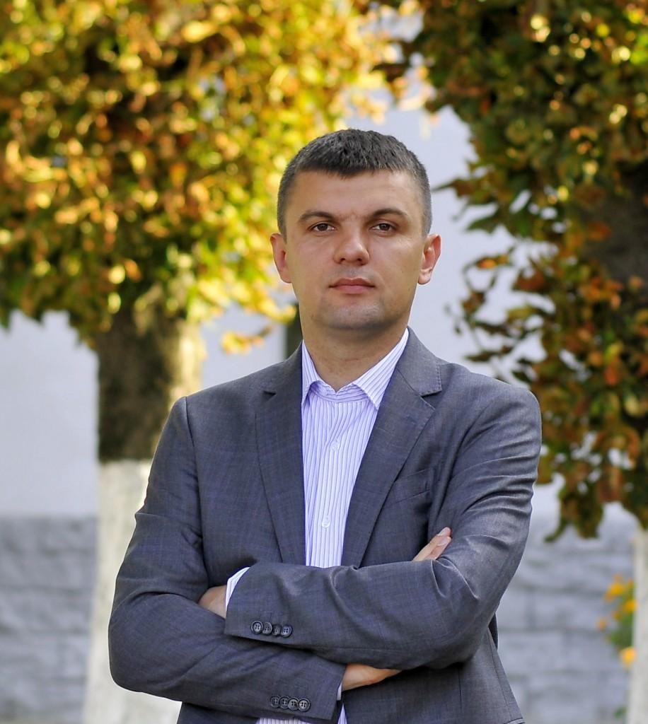 Ігор Гузь - почесний президент Фонду «Прибужжя»