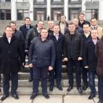 Делегація представників 19 округу ознайомилась з інфраструктурою Тернополя